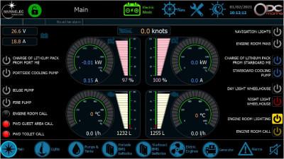 Best Monitoring System Supplier – Marinelec Technologies