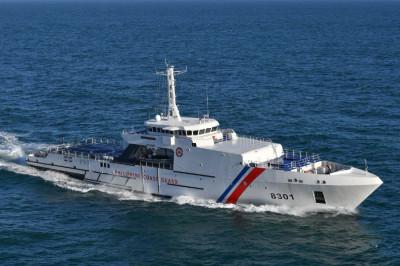 Best Large Patrol Boat  - Gabriela Silang