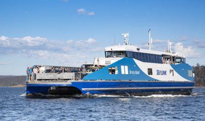 Bruny Island ferries_Feb 2020