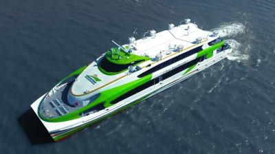 Best Medium Ferry - Zanzibar 1