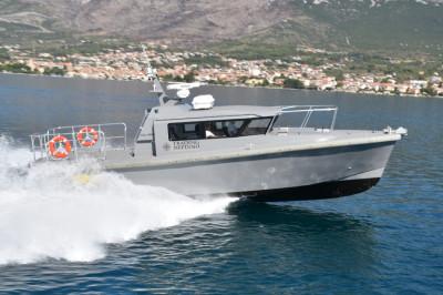 Best Small Pilot Boat – Colnago Marine 13-metre Pilot Boat