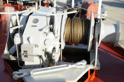 Best Windlass Supplier – Data Hidrolik (Photo: Data Hidrolik)