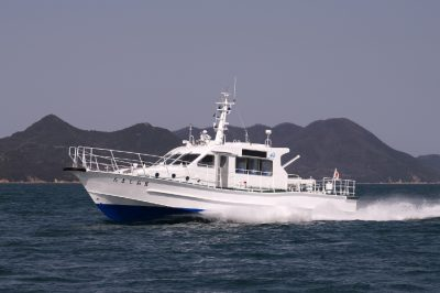 Tamashio II - Best Disaster Response Vessel