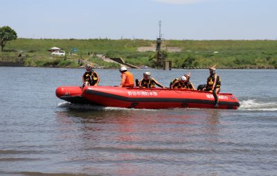 Best Emergency RIB -  6.7-metre Disaster Response Landing Craft