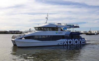 Best Large Tourist Vessel – Ocean Explorer (Photo: Guy Obren/MarineTraffic.com)