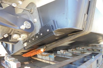 Best Motion Controls Supplier – Humphree (Humphree interceptor installation on a Ray Hunt-designed pilot boat - Photo: Humphree USA)