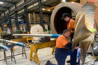 Best Propeller Supplier – VEEM (Photo: VEEM)
