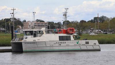 Best Compact Cargo Vessel - Captain Ben Moore