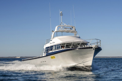 Best Lobster Boat –  Force of Nature