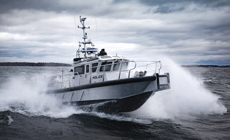 VESSEL REVIEW | Boat 42 –New nuclear, chemical and biological detection patrol boat for the Port of Los Angeles