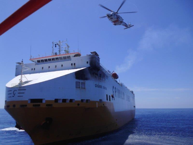 Image: Salvamento Maritimo