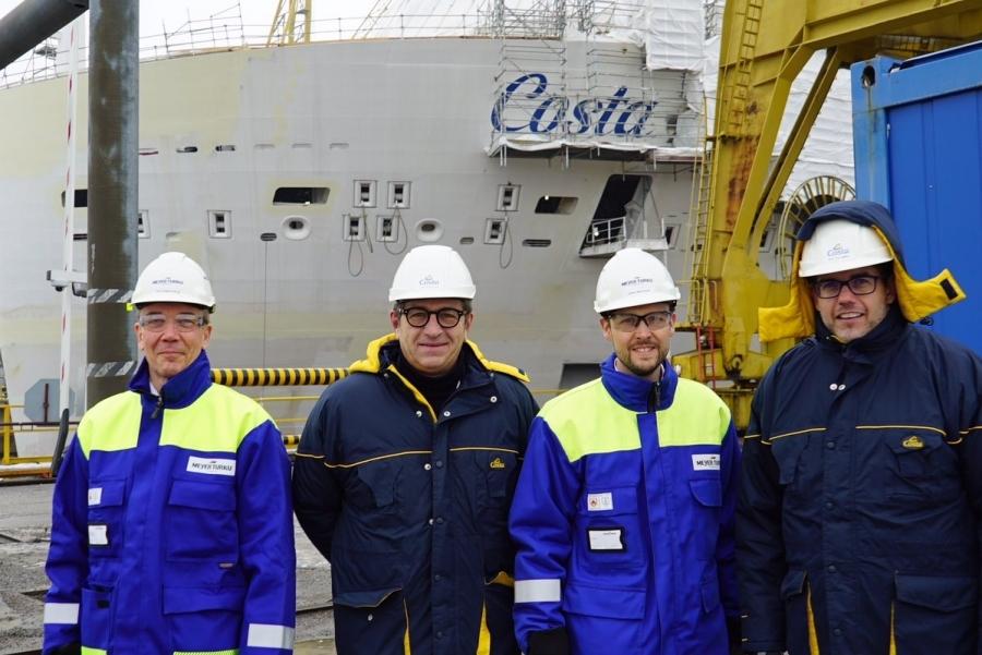 Image: Costa Cruises