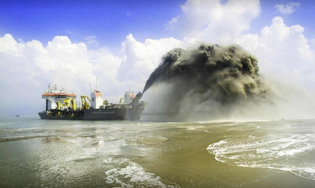 Photo: Bangladesh Dredging Watchdog