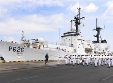 Image: Sri Lankan Navy