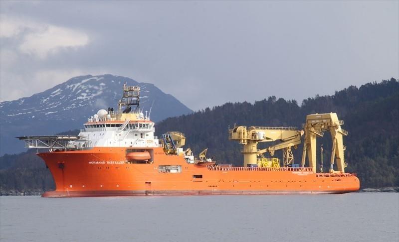 Photo: MarineTraffic.com/Kjell Sverre Aasheim