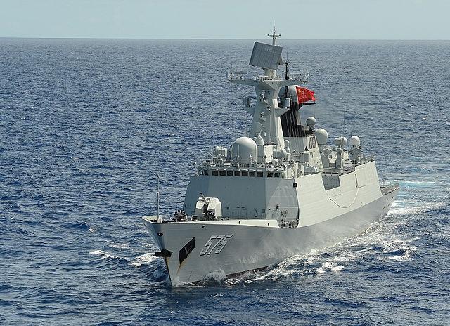Jiangkai II frigate