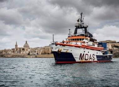 Photo: Migrant Offshore Aid Station (MOAS)