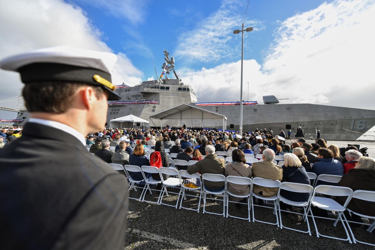 US Navy photo by Mass Communication Specialist 1st Class Jacob I. Allison
