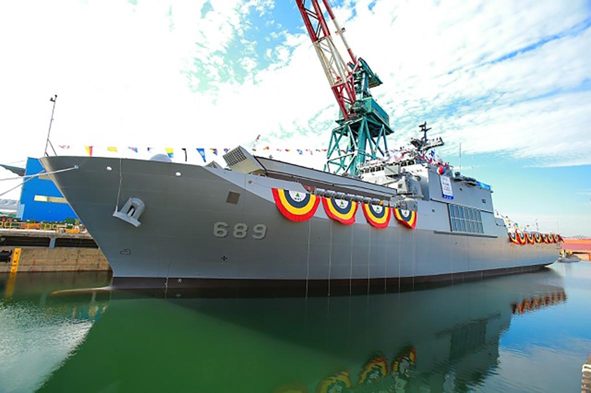 Image: ROK Navy