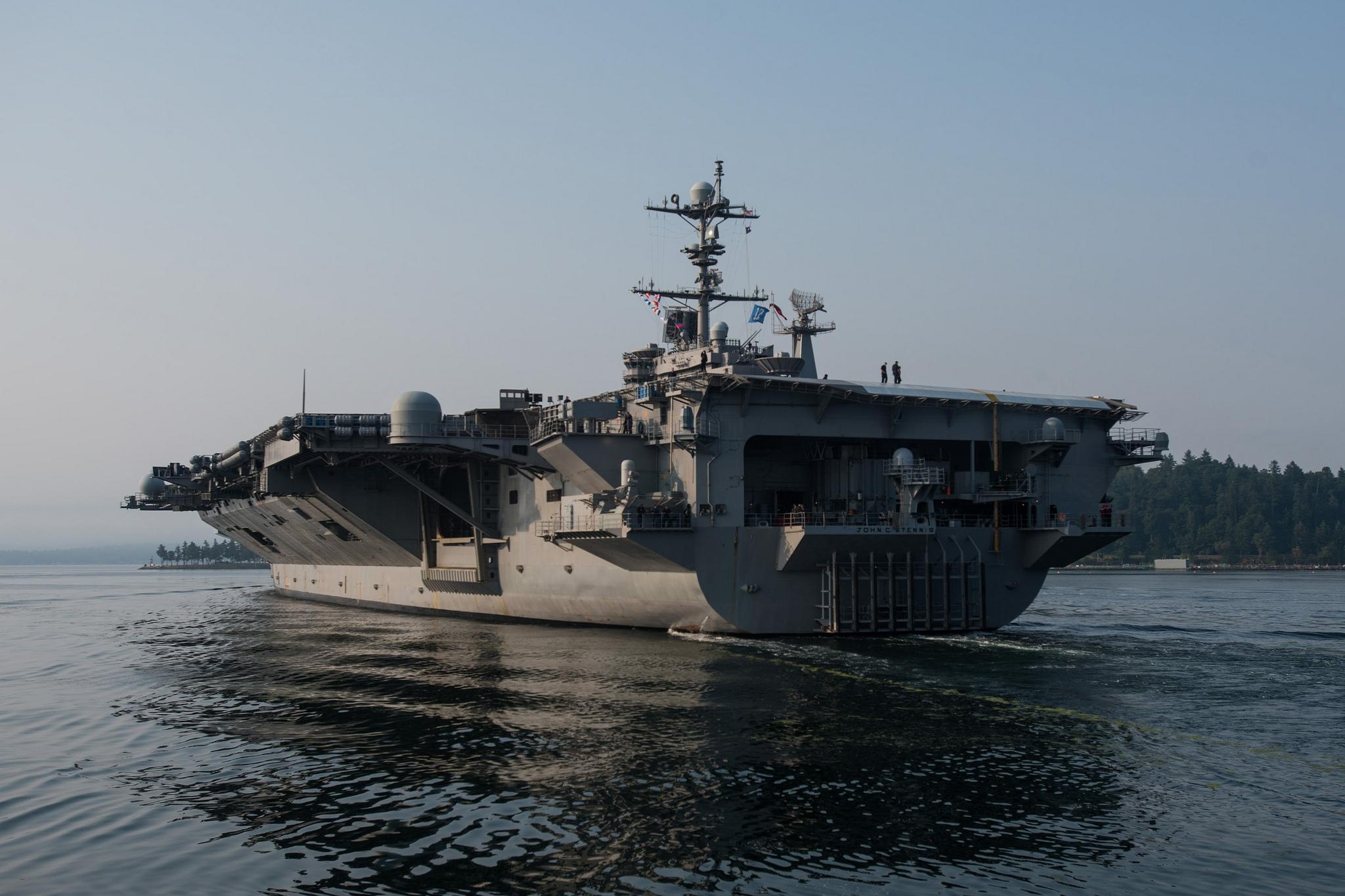 Photo: US Navy/Mass Communication Specialist 3rd Class Dakota Rayburn