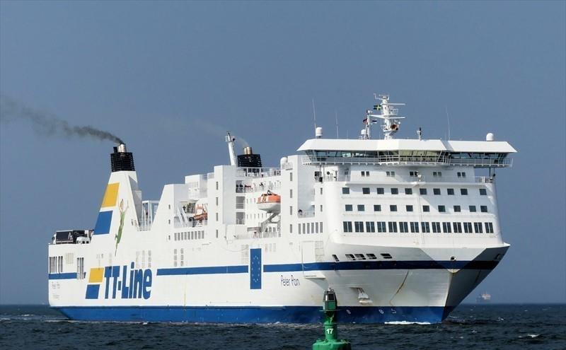 Image: MarineTraffic.com/Peter Busch