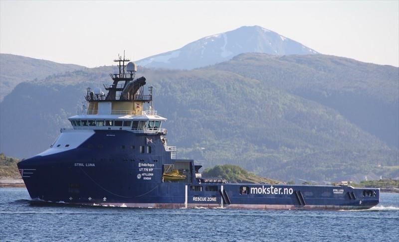 Image: MarineTraffic.com/Stein Åge Gresset