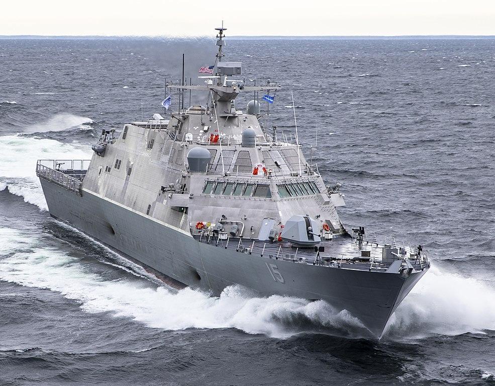 Image: US Navy/Marinette Marine