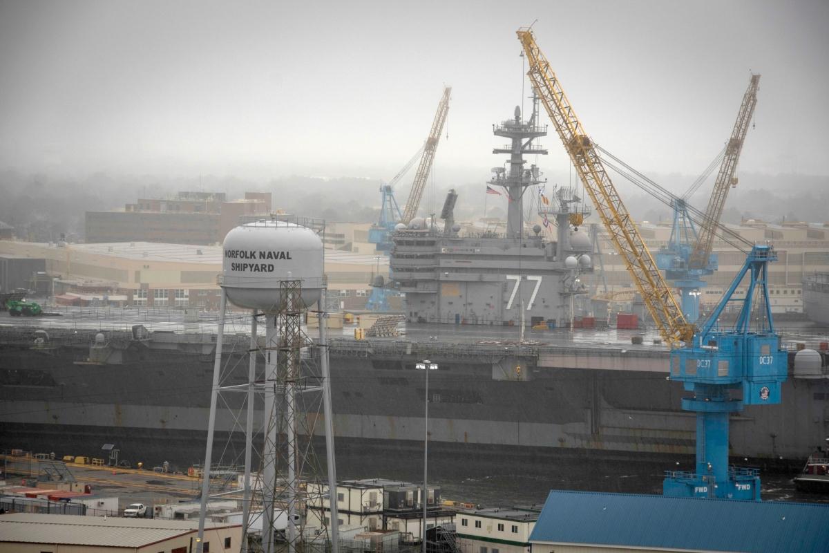Image: US Navy photo by Mass Communication Specialist Seaman Dakota L. David
