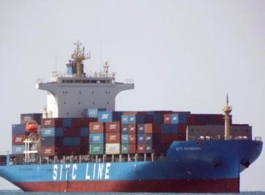 MarineTraffic.com/Graham Buchan Innes