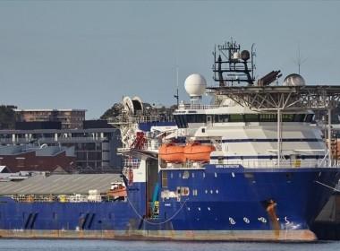 Image: MarineTraffic.com/Brian Scott