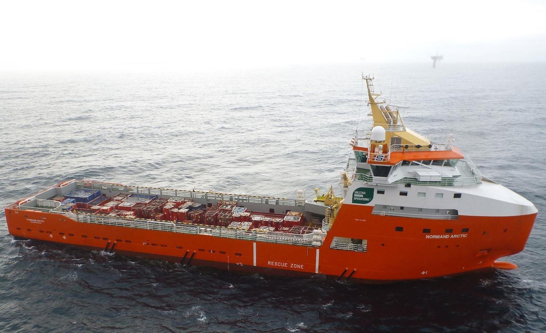 MarineTraffic.com/Charlotte Kjellevand