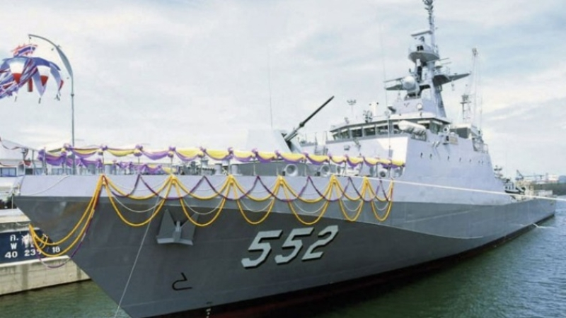 Image: Royal Thai Navy
