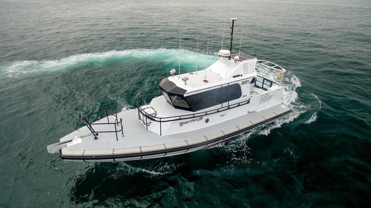 VESSEL REFIT | Terrafirma Offshore brings versatile capability to Australia's northwest
