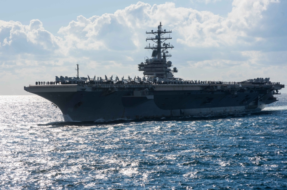 US Navy file photo