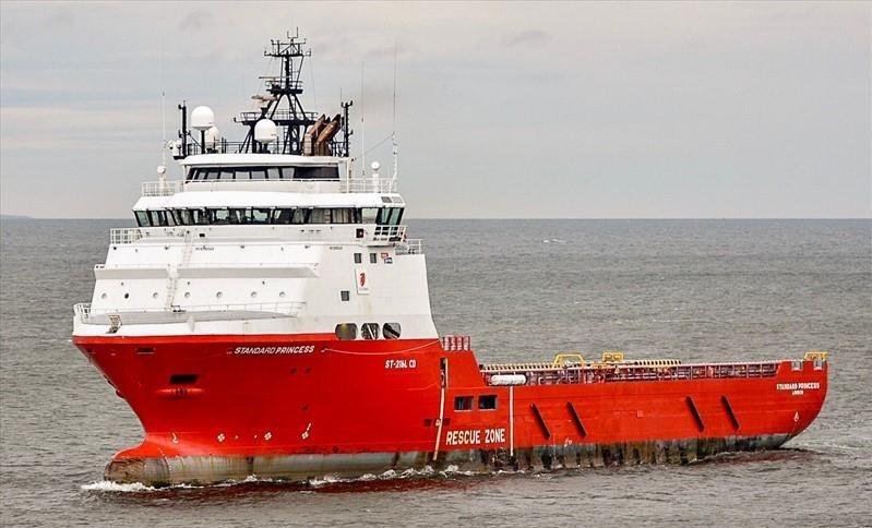 Image: MarineTraffic.com/john lambert