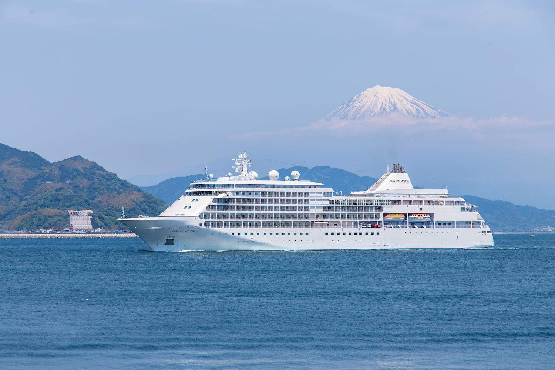 Silversea Cruises' Silver Shadow