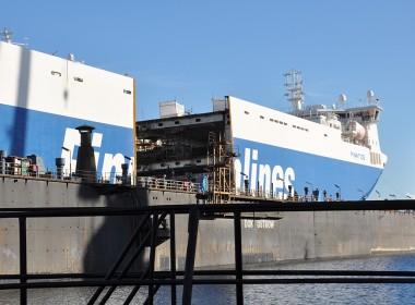 Image: Remontowa Shipyard