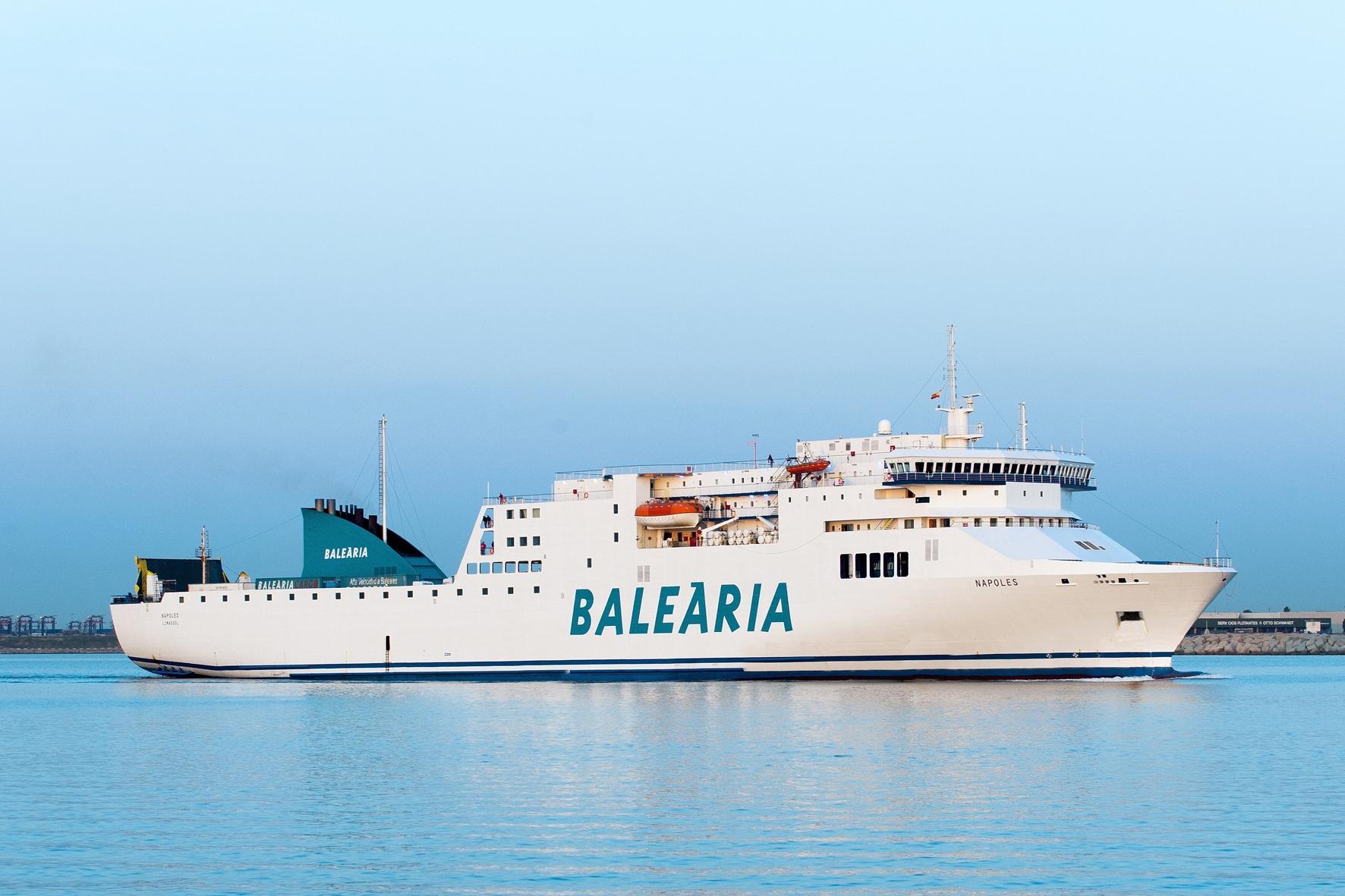 Baleària Eurolinea Maritimas