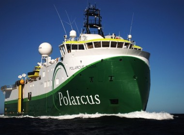 Polarcus file photo
