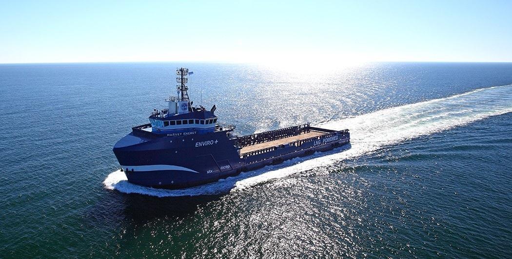 Image: Harvey Gulf
