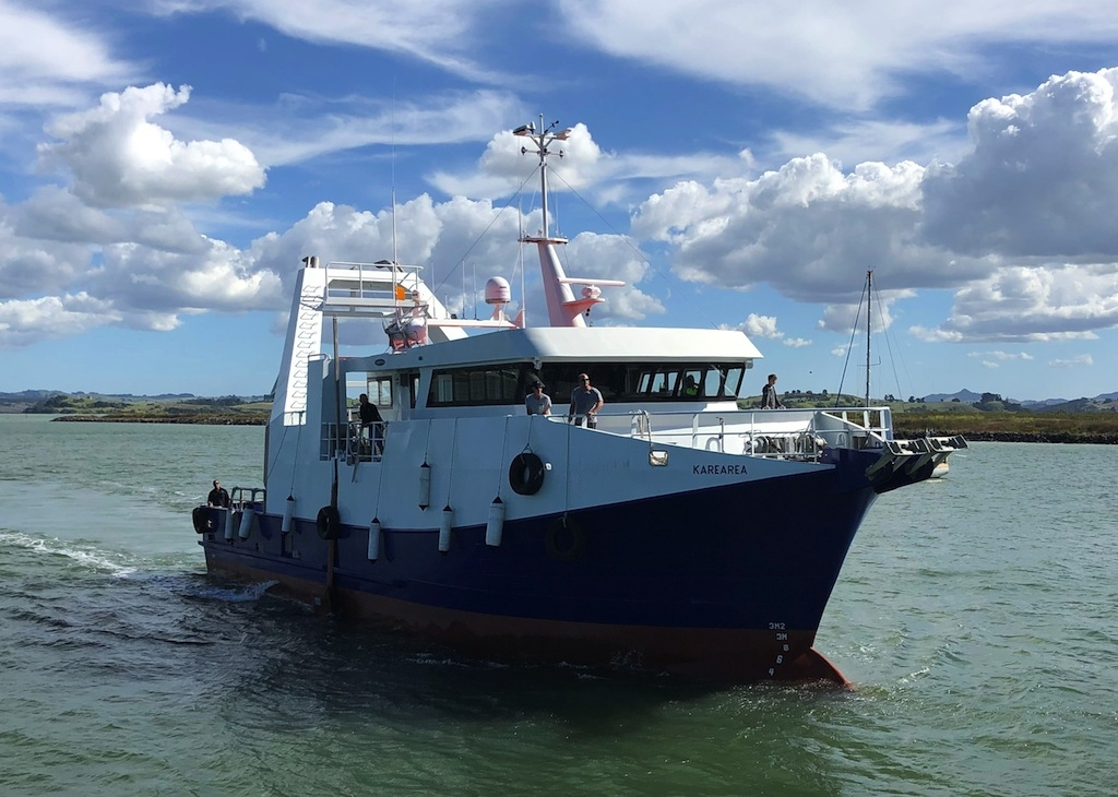 VESSEL REVIEW | Purpose-built Kiwi scampi trawler