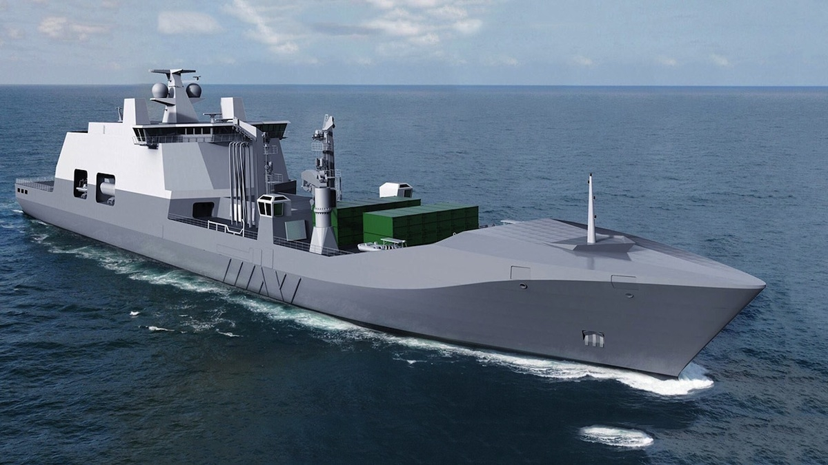 Photo: Royal Netherlands Navy