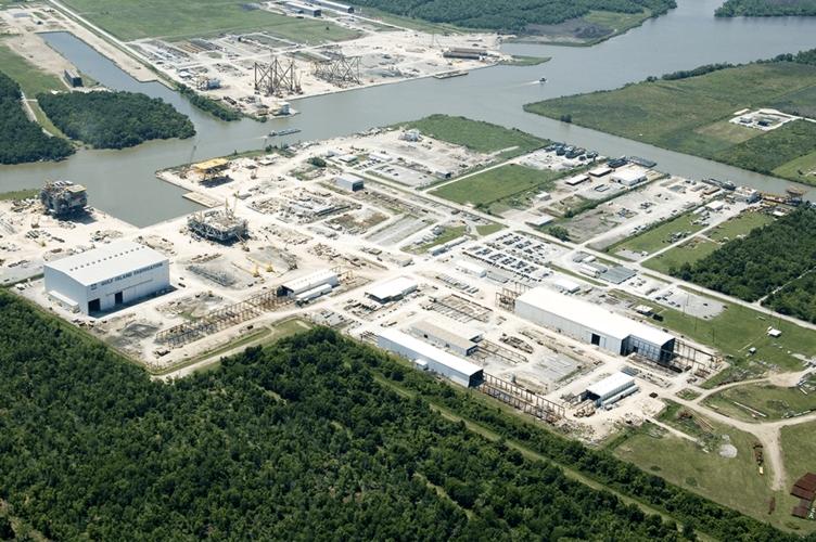 Image courtesy of Gulf Island Fabrication.