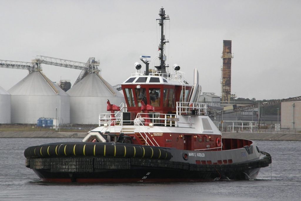 VESSEL REVIEW | Mark E. Kuebler – First of new US-built tug series impresses with serious power