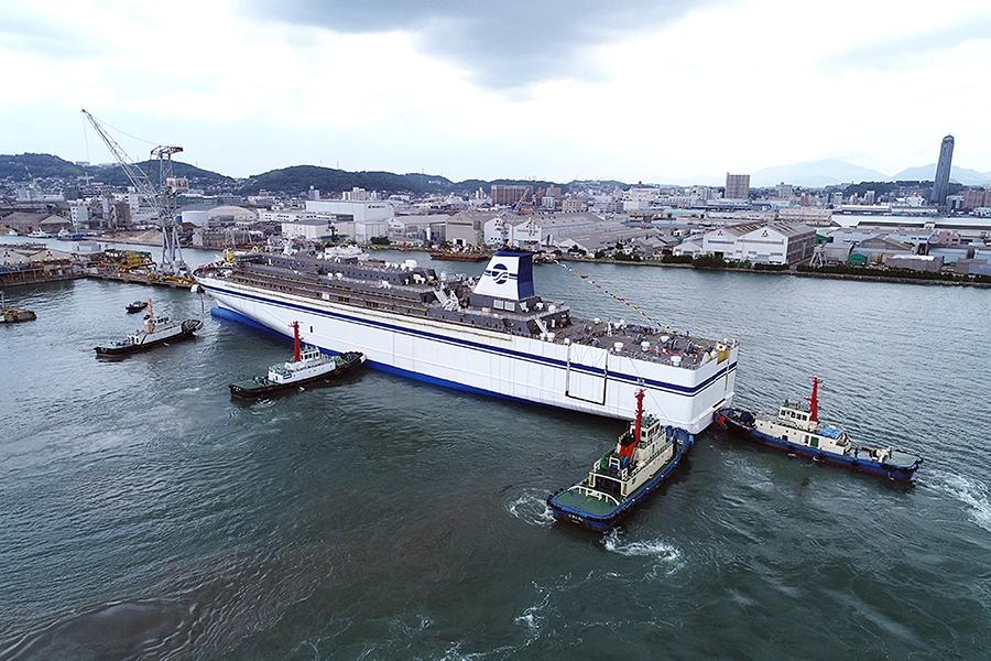 Mitsubishi Heavy Industries file photo