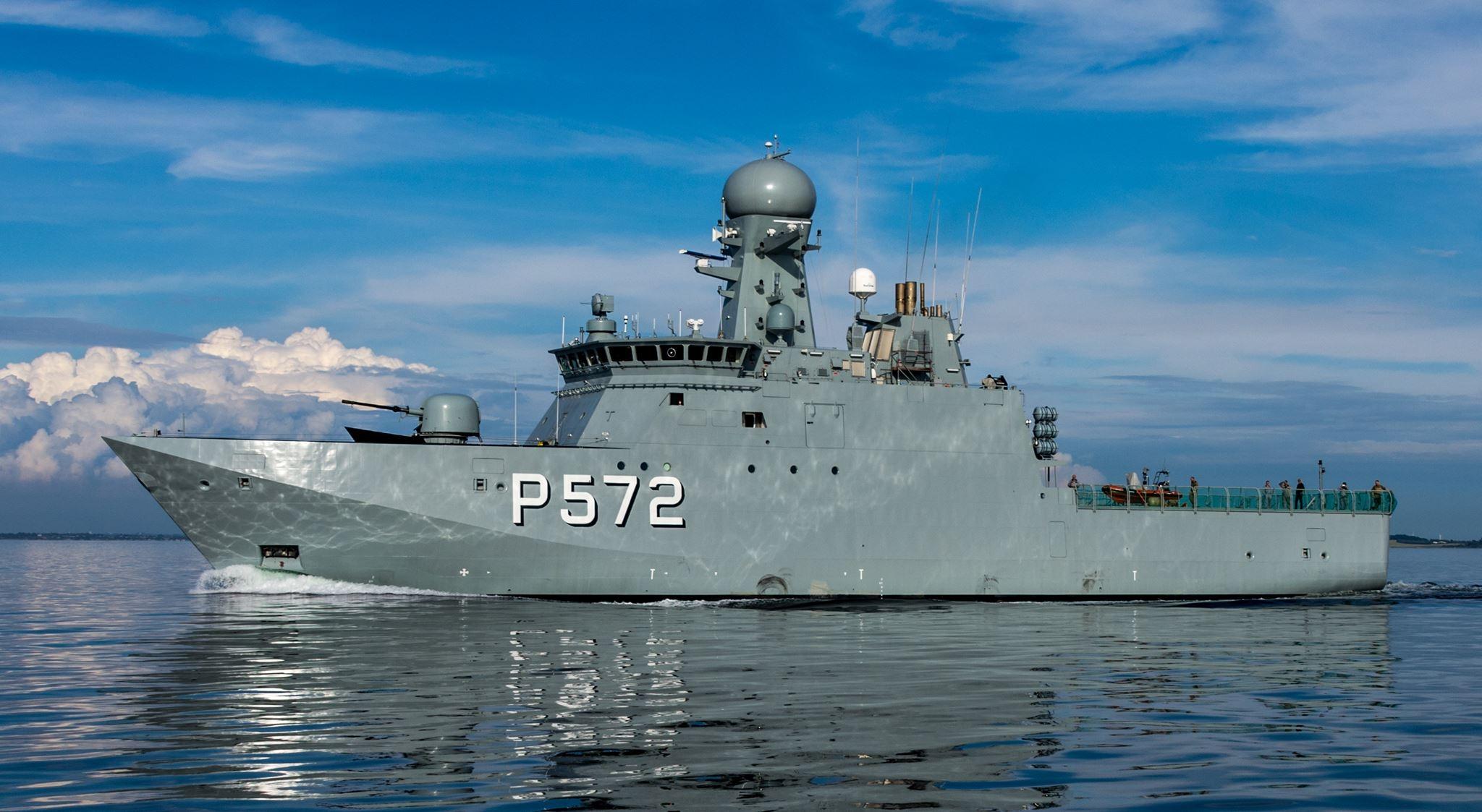 Royal Danish Navy/1. Eskadre