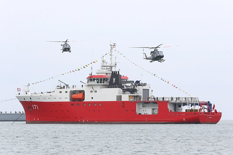 Peruvian Ministry of Defence file photo