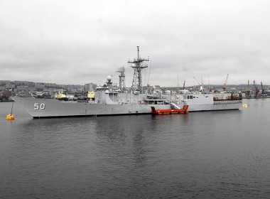 Photo: Mass Communication Specialist 1st Class Edward Kessler, US Navy