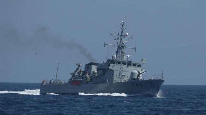 Image: Irish Naval Service (file)