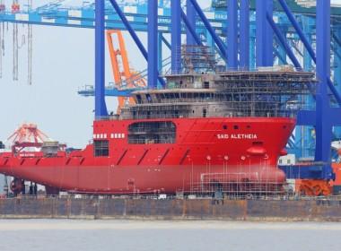 Image: Justin Zhuyan, Shipspotting.com